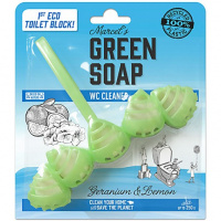 Green soap wc blok 55gr
